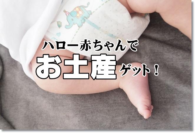 ハロー赤ちゃんのセミナー横浜会場に参加!お土産が凄い!