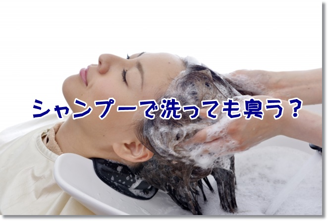 頭皮をシャンプーで洗っても臭うのはなぜ?緑茶と重曹なら臭いを抑えられる?
