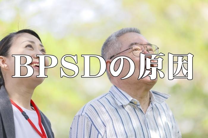 BPSDが出現する原因は3つ