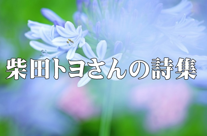 柴田トヨさんのホッと癒される詩集